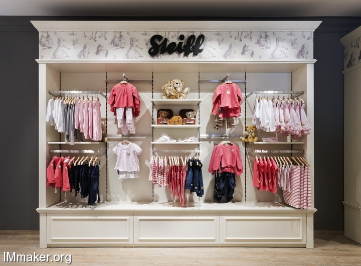 德国Sons & Daughters时尚童装概念店设计