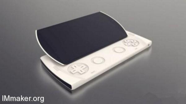 任天堂手机辨识度高:配备旋转手柄