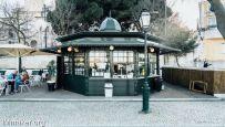 文艺的城市Kiosk报刊亭创意设计