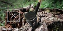 Kevin Clarridge设计的创意锤子斧头