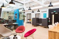 英国伦敦Xero软件公司办公空间创意设计
