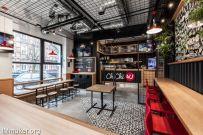 波兰ChiChi 4U Bar餐馆空间创意设计