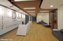 伊斯坦布尔D&R总部办公空间创意设计