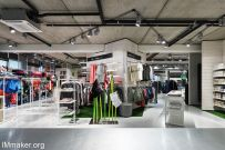 Sport Schwab体育用品商城空间创意设计