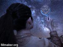 Audrey Yrieix设计的星空镜(Orion Stargazing Companion)
