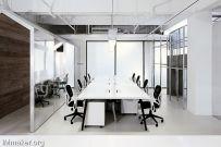 A3 Vision设计的上海Ribo瑞博服饰集团办公室