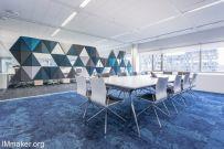 IND Architects设计的荷兰乌得勒支BPC银行科技处办公空间
