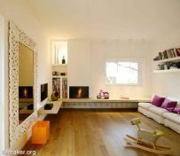 Arabella Rocca设计的罗马Casa Mia丰富多彩住宅空间