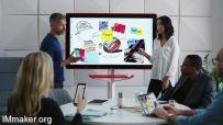 叫板微软Surface Hub,谷歌发布Jamboard智能白板