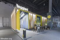 Dalziel & Pow设计的Reggiani照明公司品牌和展厅