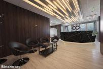 布达佩斯Multi Contact咨询公司办公空间设计