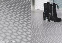 【2016红点设计奖】Star Maker 陶制瓷砖