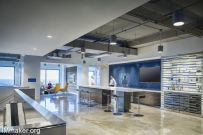 Cannon Design设计的芝加哥Lockton保险公司办公空间