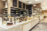 CADA Design设计的英国Fenwick食品大厅空间