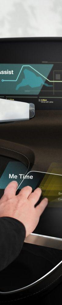 要逆天,宝马汽车将配备具有触觉反馈的全息显示屏