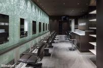 GRIP&Co设计的日本大山Mona美容院空间