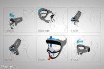 Carlos Schreib设计的新式防毒面罩Espire