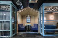 Setter Architects设计的以色列Broadcom Yakum办公空间