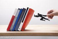 创意桌面书挡
