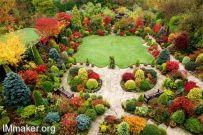 魔幻雕塑 美丽花园