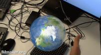 微软HoloLens又进步,空中摸球有感觉