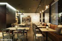 Konrad Knoblauch设计的德国LUDWIG小吃酒吧空间