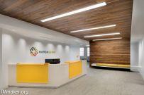 俄亥俄州Marshberry保险咨询服务公司办公空间设计