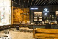 南非约翰内斯堡Starbucks星巴克咖啡馆空间设计
