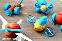 创意食材玩具