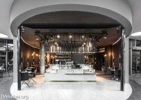 YOD studio设计的利沃夫Confiserie JUST咖啡糕点店
