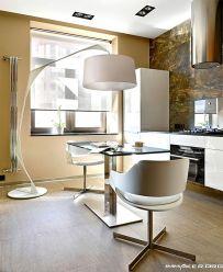 莫斯科精致的34平米小公寓创意设计