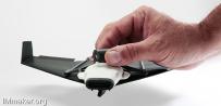 纸飞机装上PowerUp FP引擎就能变无人机