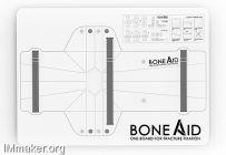 方便使用的石膏绷带Bone Aid创意设计