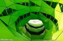 法国里昂Euronews欧洲新闻总部大楼空间设计