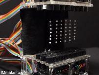 黑科技用声波把灰尘颗粒做成JOLED屏幕