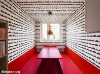 Alexander fehre改造的伦敦45平米小公寓