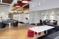 Tanek设计的Engel & Volkers房地产集团办公空间