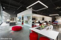 加利福尼亚LPA公司办公空间创意设计