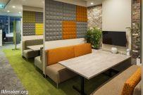 悉尼Amicus Interiors个性办公空间创意设计