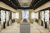 Rafael de Cardenas眼镜店空间创意设计
