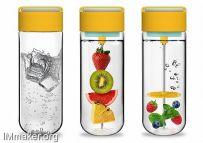 便携式水果串水壶创意设计