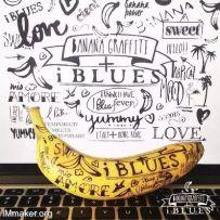 美女和香蕉的故事