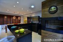巴西现代豪华住宅室内创意设计