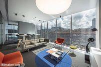 KMD Architects设计的墨西哥EA Games游戏公司办公空间