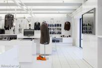 加拿大魁北克市Surmesur专业定制男装店设计