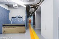 IND Office设计的能源公司Energoprom莫斯科办公空间