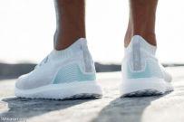 阿迪达斯用垃圾3D打印制作的这款跑鞋Adidas UltraBoost Uncaged Parley,竟售222美元
