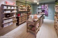 Dalziel & Pow设计的伦敦Crabtree & Evelyn概念店