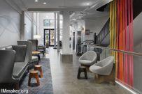 Stonehill & Taylor设计的旧金山Axiom酒店空间