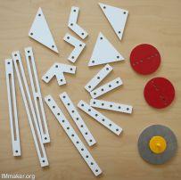 Linkki组合式玩具创意设计